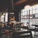 Industrial Coffee Shop