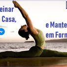 Como Treinar Yoga em Casa, e Manter-se em Forma. Comece Agora.
