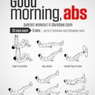 Good Mornings Exercise