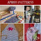 Kids Apron Patterns