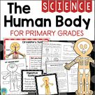 The Human Body Systems & Organs for Primary Grades Posters & Worksheets | fishyrobb