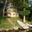 North Webster Lakefront Rental: Northern Indiana Vacation Cottage lake vacations, lake rentals, vacation rentals, lake house rental, lake home rental, lakefront, waterfront