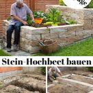 Stein-Hochbeet   | selbst.de