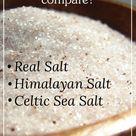 Unrefined Sea Salt