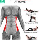 TOTAL OBLIQUES AT HOME