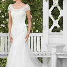 2289 Amber A-line Wedding Dress by Casablanca Bridal - WeddingWire.com