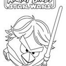 Kids-n-Fun | 7 coloring pages of Angry Birds Star Wars