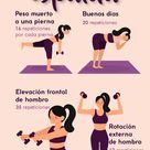 Rutina de ejercicios para deshacerse de la grasa de la espalda