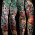 Marvel Tattoos