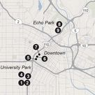 Proposed venues for 2024 Los Angeles Olympics
