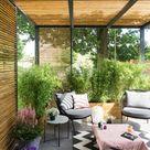 DIY: eine moderne Pergola aus Holz für unsere Terrasse - Soul follows design