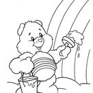 Care Bears Coloring