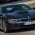 Hybrid Sportler BMW i8  Noch nicht auf dem Markt und schon ausverkauft
