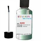 Audi Tt Coupe Talismann Green Code Ly6S Touch Up Paint   Touch Up Paint 30ML Bottle