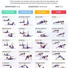 25 Best Ab Workouts for Women to Get a Flat Stomach - Fitwirr