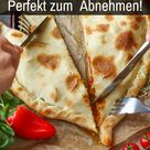 Low Carb Pizzataschen - Low Carb Held