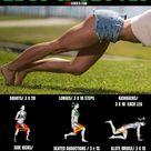 Ways to Strengthen Your Bum Using Only a Resistance Band
