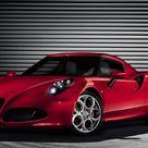 2014 Alfa Romeo 4C Full Specs