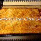 Strawberries Cream Cheeses