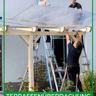 Terrassenüberdachung Holz: Terrassenüberdachung selber bauen - Das müssen Sie wissen!