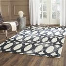 Found It At Wayfair Skiles Hand Tufted Ivory Graphite Area Rug Geometric Area Rug Rugs Area Rugs