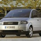 AUDI A2 HATCHBACK GERMANY 1999 YEAR.