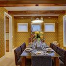 Custom dining room