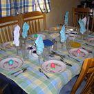 Dinner Table Settings