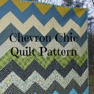 Twin Quilt Pattern