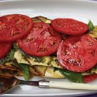 Grilled Vegetable and Tofu