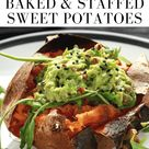 Sweet Potato Jacket Recipe - Healthy, Vegan & Delicious