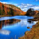Bald Mountain Pond III by David Patterson
