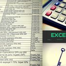 15 Useful Excel Formula Cheat Sheet