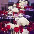 Red Wedding Receptions
