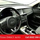 Used 2016 KIA Optima SX Turbo Texas Direct Auto 2016 SX Turbo Used Turbo 2L I4 16V Automatic FWD Sedan 2020 is in stock and for sale   24CarShop.com
