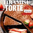 Erdbeer-Tiramisu Torte | Rezept ohne backen #cookingchefxl