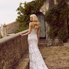The charming H A L L E gown by Madi Lane Bridal | style number: ML8319