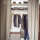 Meine neue flexible Aufbewahrung für Kleider & Co. praktisch und schön geplant! Mit vielen Tipps für euch - Mrs Greenery