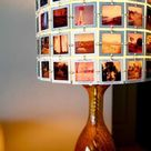 Make your own Kodachrome slide lamp shade -- but it will be hard to top Shane's