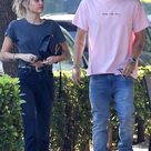 Miley Cyrus Enjoys an Afternoon Outing With Cody Simpson and Her Mom