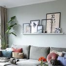 3x creatieve ideeën om je wandplank boven de bank stylen