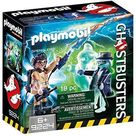 Playmobil Ghostbusters Spengler And Ghost: Includes Proton Pack & Proton Wand
