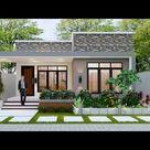 Salah satu desain Rumah Terkeren 2021