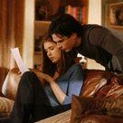Ian Somerhalder and Nina Dobrev Fan Art: NINA behind the scenes :)