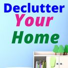 How Do You Keep Your House Clean? -APRIL 7th TASK IN THE YEAR LONG THOROUGH DECLUTTER SERIES