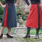 Wrap Skirt Tutorial