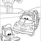 Kids-n-Fun | Coloring page Planes 2 Planes 2