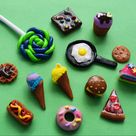 Miniature Food Props