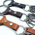 Key Chain Rings