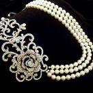 Statement Necklace Wedding
